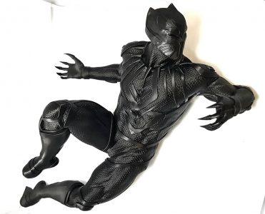 Superhero soška